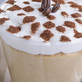 Mousse cappuccino
