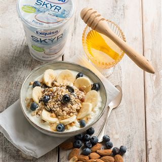 Healthy Bowl con Skyr